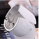 New fashion punk metal trend fan-shaped bracelet Yiwu wholesale NHSC207484