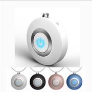 Hot portable negative ion air purifier necklace portable oxygen bar car purifier small household purifier NHAT206860