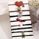 Hanzha hair rubber band cute cheap scrunchies set 8 piece wholesale NHPJ206697