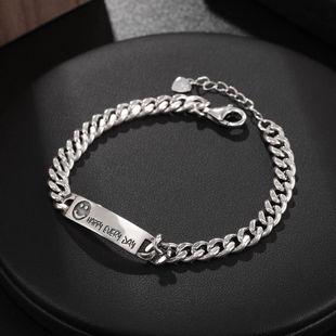 Fashion S925 Sterling Silver Bracelet Jewelry Wholesale Women's Bracelet NHUI206769's discount tags