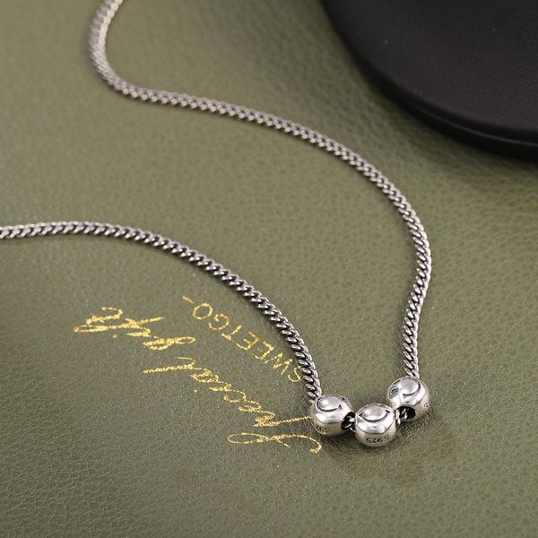 New fashion 925 sterling silver necklace women wholesale NHUI206781