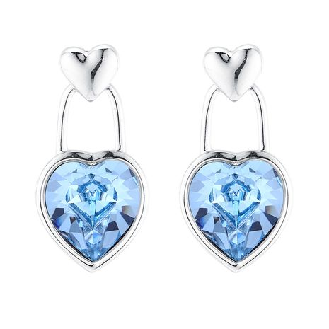 Boucles d'oreilles New Love Crystal NHSE206855's discount tags