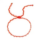Summer bohemian simple handwoven friendship rope natural freshwater pearl bracelet for women wholesale NHGW210629