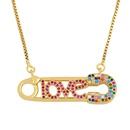 Nueva moda sexy serpiente colgante cadena corta clavcula salvaje collar de amor al por mayor NHAS210825