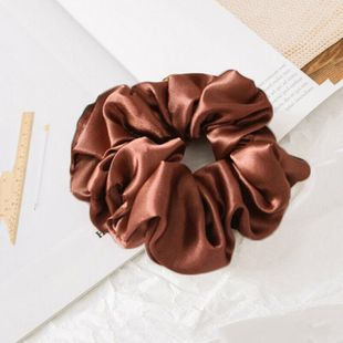 Korea's newest fashion and simple cheap scrunchies wholesale NHOF211386's discount tags
