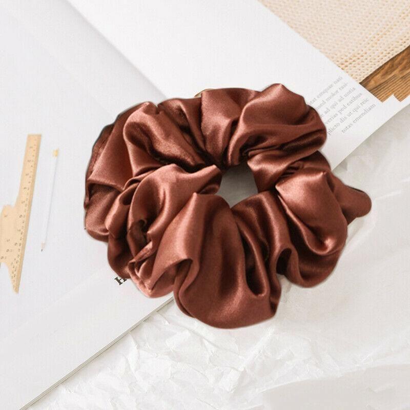 Korea39s newest fashion and simple cheap scrunchies wholesale NHOF211386