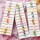 Cute cartoon rubber band children student head rope fashion hair rope hair ring girl hair accessories nihaojewelry wholesale NHPJ211405