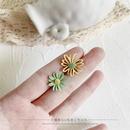 Korean new fashion hollow daisy flower earrings nihaojewelry wholesale NHLA211465
