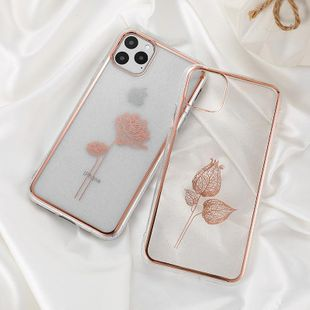 Apple iPhone Case New iPhone 11 Laser Carving xTPU Cartoon New Phone Case Wholesale NHKI211680's discount tags