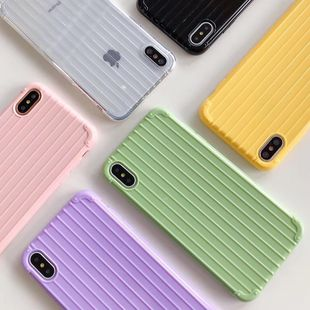 iphone 11 luggage material mobile phone case Huawei oppo vivo candy color Phone case wholesale NHKI211690's discount tags