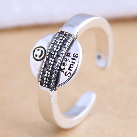 New fashion retro open ring yiwu nihaojewelry wholesale NHSC212273's discount tags
