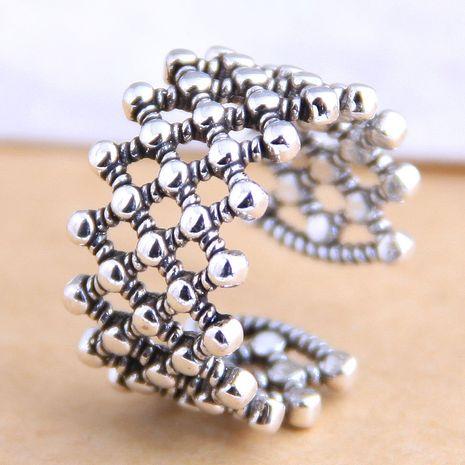 Nouvelle mode rétro exagérée anneau ouvert yiwu nihaojewelry gros NHSC212284's discount tags