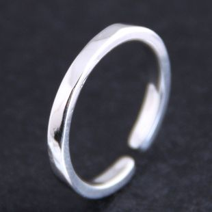 Korean new fashion sweet OL smooth open ring yiwu nihaojewelry wholesale NHSC212282's discount tags