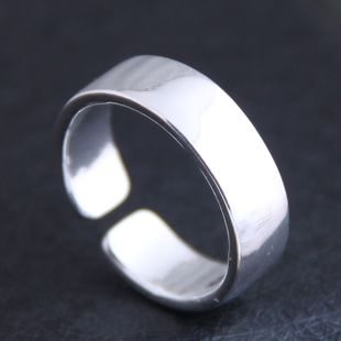 Korean new fashion sweet OL smooth open ring yiwu nihaojewelry wholesale NHSC212276's discount tags