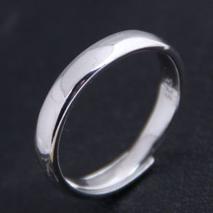 Korean fashion sweet OL glossy open ring nihaojewelry rings wholesale NHSC212311's discount tags