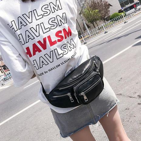 Nueva moda simple cintura bolso cadena bandolera bolso bandolera NHGA211941's discount tags