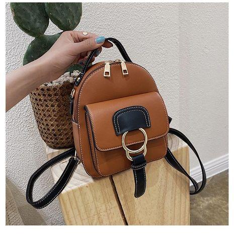 Primavera nueva mochila retro estilo británico mini mochila al por mayor NHGA211963's discount tags