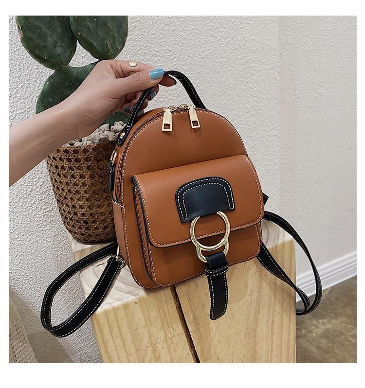 Spring new backpack retro British style mini backpack wholesale NHGA211963