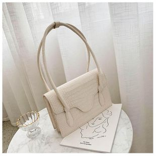 The new Korean simple wild shoulder bag wholesale NHTC212045's discount tags