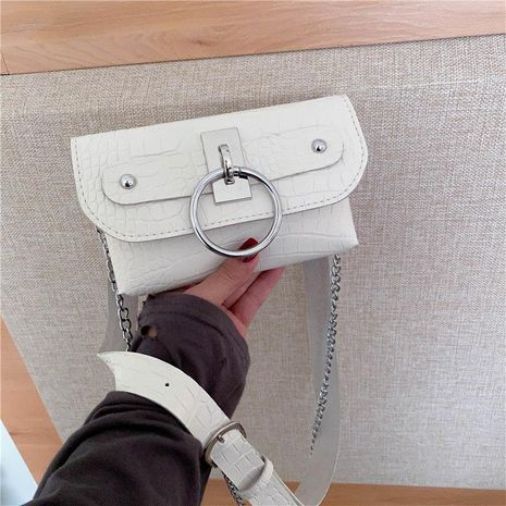 Nuevo bolso cruzado de cadena de moda bolso cruzado simple al por mayor NHTC212047's discount tags