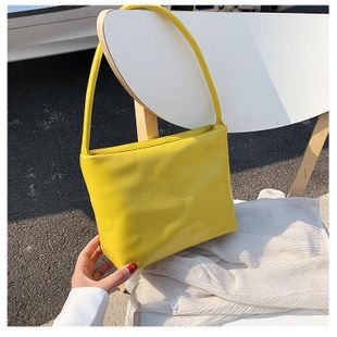 The new oblique cross-body fashion simple bucket bag wholesale NHTC212051's discount tags