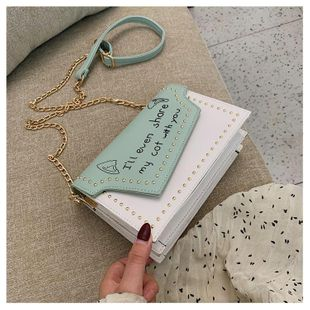 New fashion Korean textured wild chain messenger small bag wholesale NHTC212098's discount tags