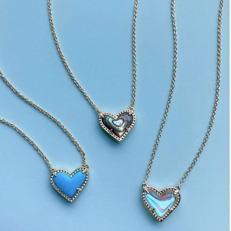 New fashion alloy love pendant chain necklace yiwu nihaojewelry wholesale NHMD212269's discount tags