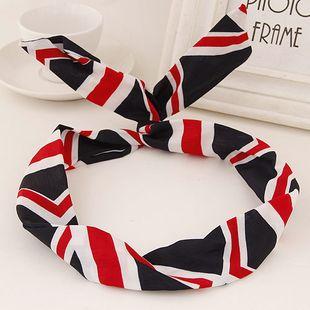 Korean new fashion cute rabbit ear hairband yiwu nihaojewelry wholesale NHSC212260's discount tags