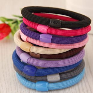 Korean new fashion sweet and simple fashion cheap scrunchies yiwu nihaojewelry wholesale NHSC212256's discount tags