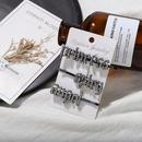 Wholesale of new fashion letters super flash diamondset cheap hairpins NHJQ212352