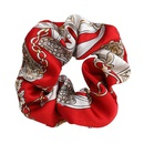 New fashion retro fabric cheap scrunchies wholesale NHJE212378