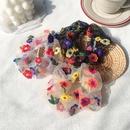 New fashion sweet daisy cheap scrunchies wholesale NHOF212741