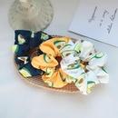 New avocado retro satin cheap scrunchies wholesale NHOF212743