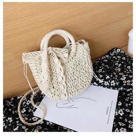 Femmes sac en gros nihaojewelry nouvelle mode sac de paille messenger sac sac à main NHTC213104's discount tags