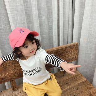Nuevo sombrero para el sol de primavera para niños NHTQ206904's discount tags