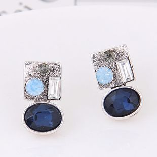 Fashion sweet OL geometric earrings yiwu wholesale NHSC207155's discount tags