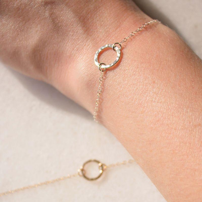 Fashion hollow round bracelet simple jewelry romantic Valentine39s Day gift stainless steel bracelet wholesale yiwu nihaojewelry NHJJ213303