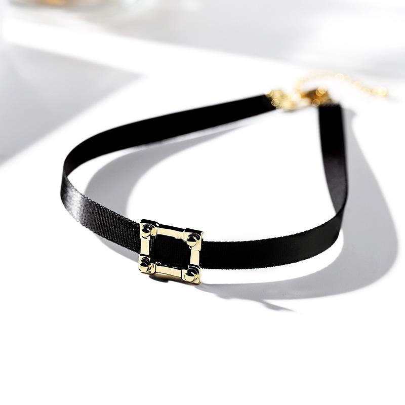 Simple Necklace Short Korean Trend Necklace for women wholesale NHPP207216
