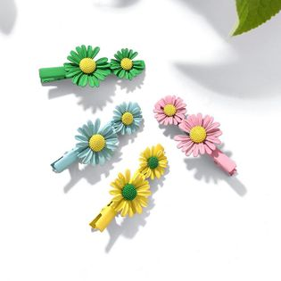 The new simple wild daisy cheap hairpin wholesale NHPP207221
