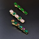 The new simple crystal cheap hairpin wholesale NHNT207270