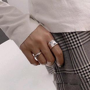 Anillo abierto simple de moda del cubo de Rubik yiwu nihaojewelry al por mayor NHSC207494's discount tags