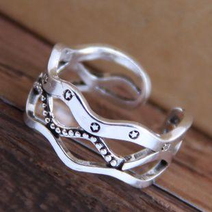 Moda vintage anillo abierto yiwu nihaojewelry al por mayor NHSC207506's discount tags