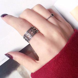 Moda vintage anillo abierto yiwu nihaojewelry al por mayor NHSC207505's discount tags