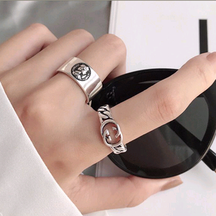 Moda vintage dama anillo abierto yiwu nihaojewelry al por mayor NHSC207502's discount tags