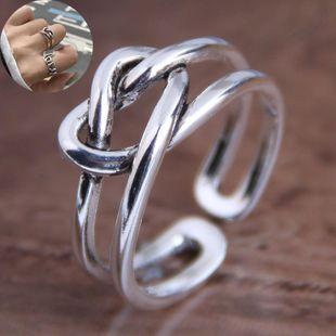 Moda retro amor anillo abierto yiwu nihaojewelry al por mayor NHSC207507's discount tags