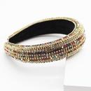 New fashion baroque full diamond color cheap headband wholesale NHWJ207361