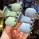 Korean new fashion simple catch hair clip cheap hair clip wholesale NHNA207458