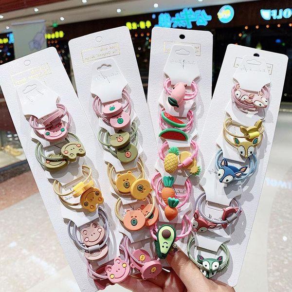 New cartoon cute cheap scrunchies wholesale NHNA207472