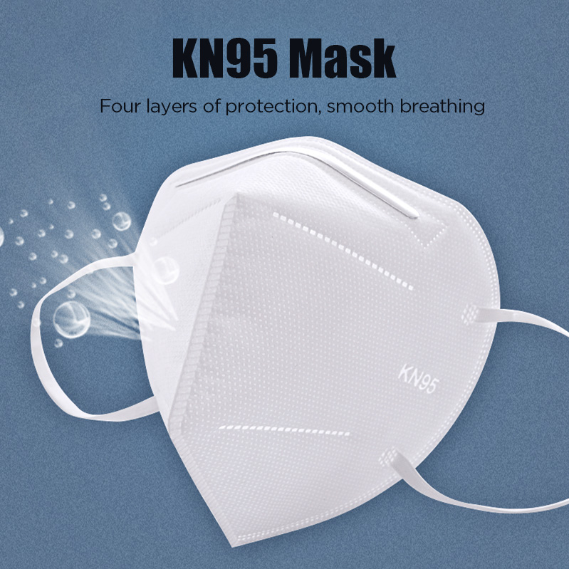 KN95 masks multilayer protective anti-virus KN95 medical NHAT203202