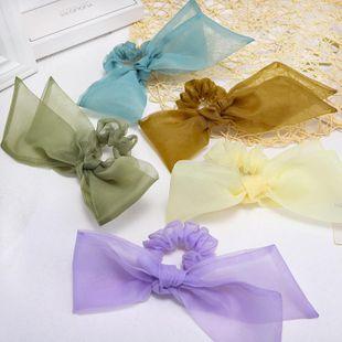 European root yarn bow hair circle female big bow tie retro hairpin headdress wholesale NHDM207767's discount tags